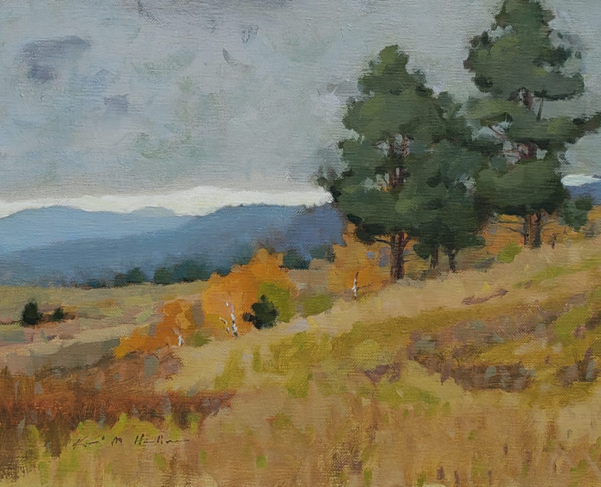Autumn on the Black Hills Prairie