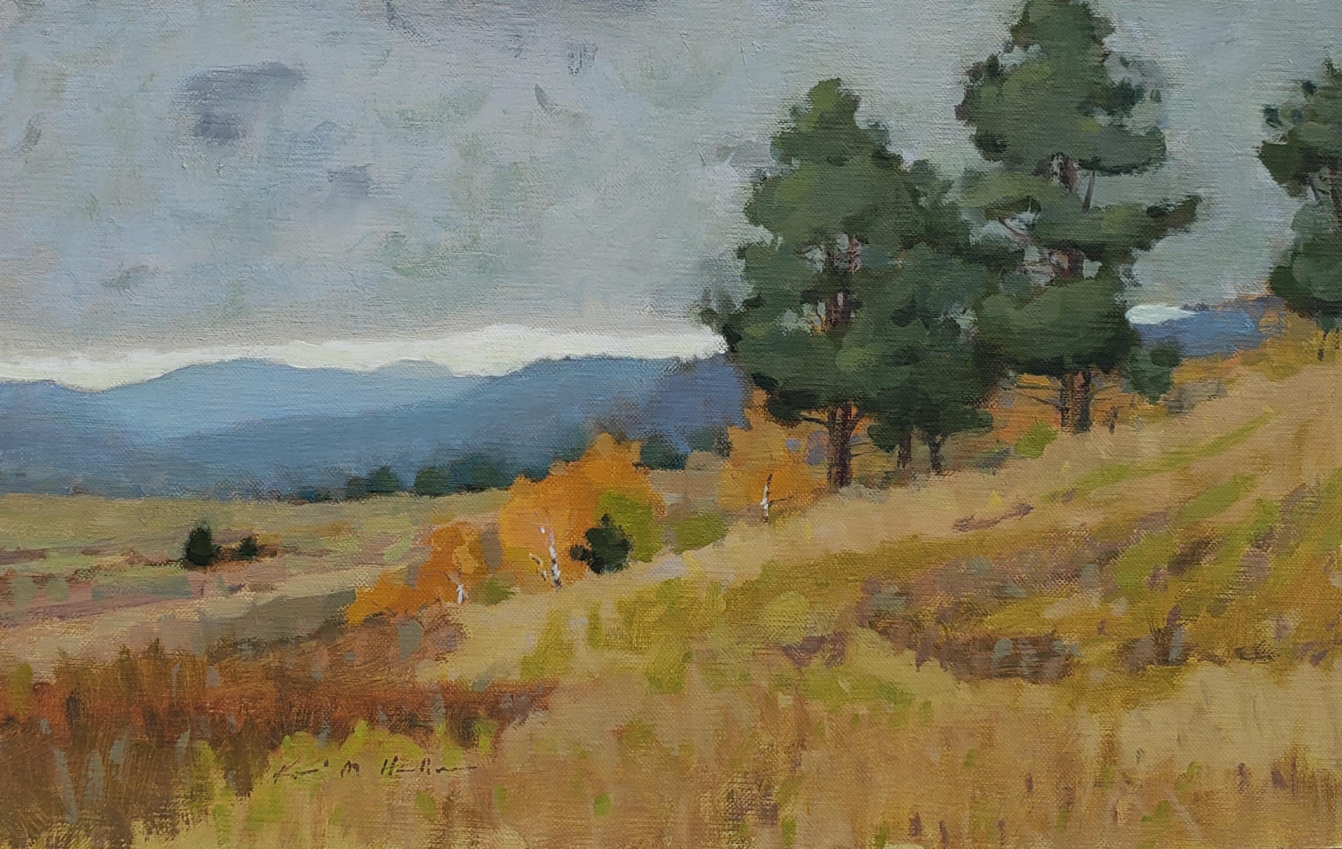 Autumn on the Black Hills Prairie