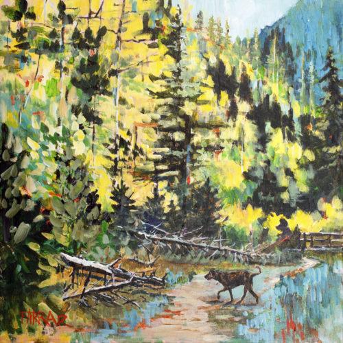 Deerfield Trail in Autumn